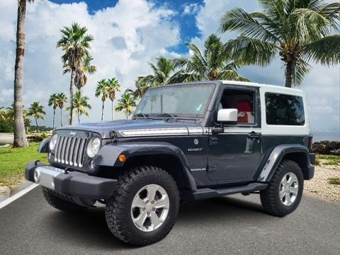 2017 Jeep Wrangler Chief