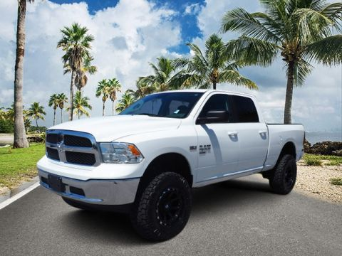Pre-Owned 2019 Ram 1500 Classic SLT 4WD 4D Crew Cab
