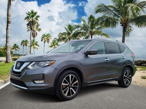 Pre-Owned 2019 Nissan Rogue SL FWD 4D Sport Utility