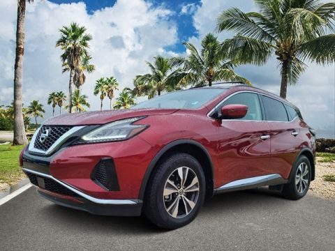 Pre-Owned 2019 Nissan Murano SV FWD 4D Sport Utility
