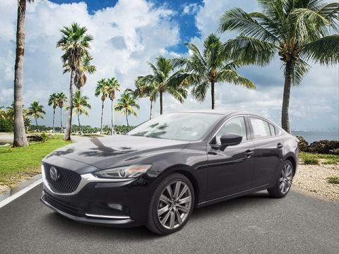 Certified Pre-Owned 2018 Mazda6 Grand Touring Reserve FWD 4D Sedan