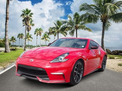 Pre-Owned 2018 Nissan 370Z NISMO Tech RWD 2D Coupe